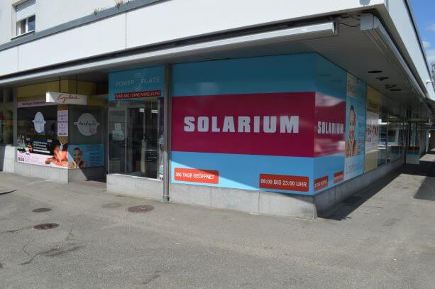 Solarium Pratteln